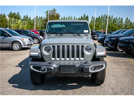 2019 Jeep Wrangler Unlimited Sahara (Stk: K628821) in Abbotsford - Image 2 of 23