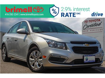 2016 Chevrolet Cruze Limited 1LT (Stk: 196804A) in Scarborough - Image 2 of 23
