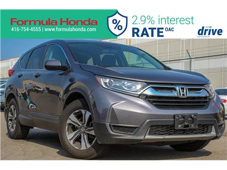2018 Honda CR-V LX (Stk: B11236) in Scarborough - Image 1 of 26