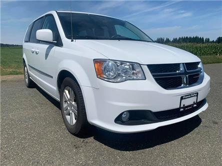 2017 Dodge Grand Caravan Crew (Stk: R775550) in Courtenay - Image 1 of 26