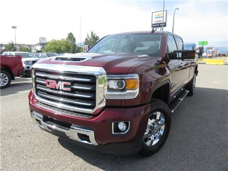 2017 GMC Sierra 3500HD SLT (Stk: TK05199A) in Cranbrook - Image 2 of 27