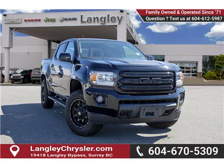2015 GMC Canyon SLE (Stk: EE909490A) in Surrey - Image 1 of 27
