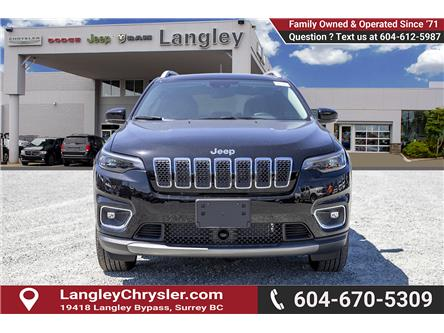 2019 Jeep Cherokee Limited (Stk: K467256) in Surrey - Image 2 of 23