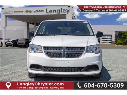 2019 Dodge Grand Caravan CVP/SXT (Stk: K630465) in Surrey - Image 2 of 24