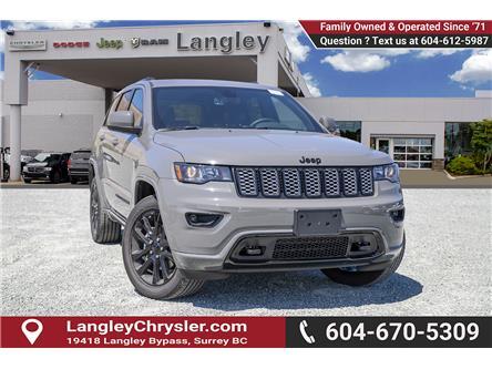 2019 Jeep Grand Cherokee Laredo (Stk: K783675) in Surrey - Image 1 of 28