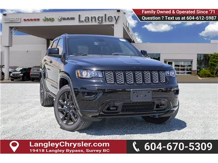 2019 Jeep Grand Cherokee Laredo (Stk: K812943) in Surrey - Image 1 of 25