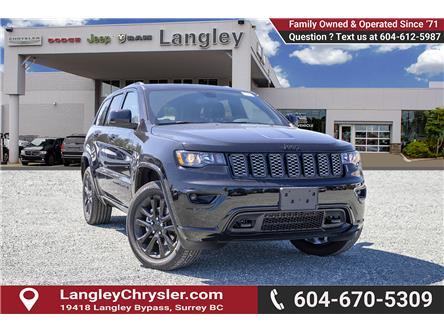 2019 Jeep Grand Cherokee Laredo (Stk: K822667) in Surrey - Image 1 of 27