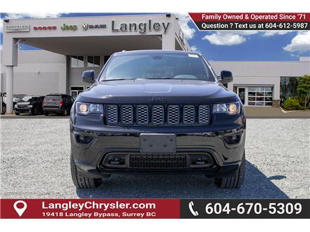 2019 Jeep Grand Cherokee Laredo (Stk: K822667) in Surrey - Image 2 of 27