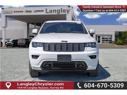 2019 Jeep Grand Cherokee Laredo (Stk: K823478) in Surrey - Image 2 of 25
