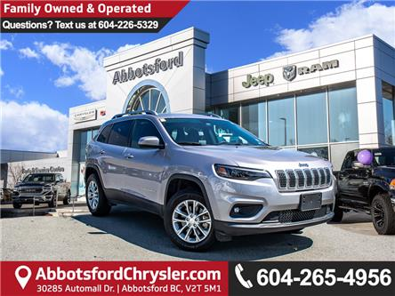 2019 Jeep Cherokee North (Stk: AG0951) in Abbotsford - Image 1 of 28