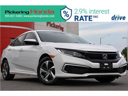 2019 Honda Civic LX (Stk: P5089) in Pickering - Image 1 of 26