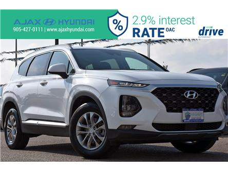 2019 Hyundai Santa Fe ESSENTIAL (Stk: P4771R) in Ajax - Image 1 of 31