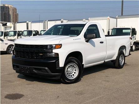 2019 Chevrolet Silverado 1500 New 2019 Silverado 1500 Reg. Cab 4x2 WT Pick-Up (Stk: PU95963) in Toronto - Image 1 of 18