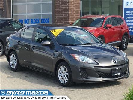 2012 Mazda Mazda3 GS-SKY (Stk: 28975A) in East York - Image 1 of 30