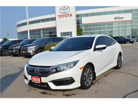 2018 Honda Civic EX (Stk: 021487) in Milton - Image 1 of 21