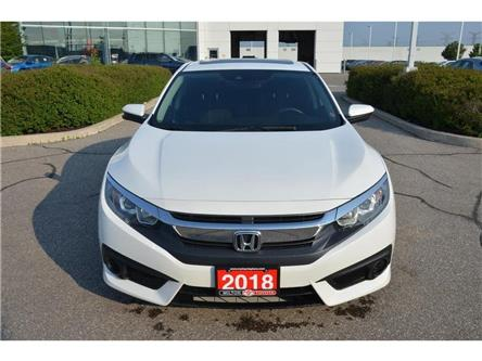 2018 Honda Civic EX (Stk: 021487) in Milton - Image 2 of 21
