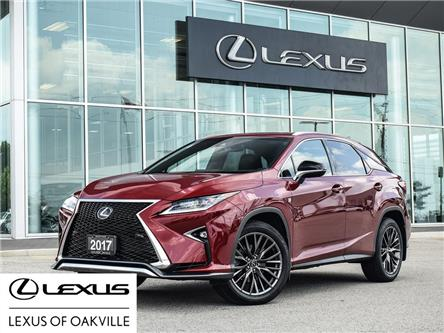 2017 Lexus RX 350 Base (Stk: UC7758) in Oakville - Image 1 of 21