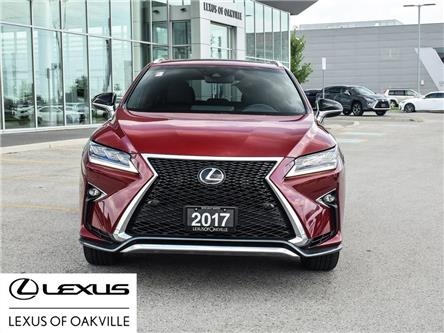 2017 Lexus RX 350 Base (Stk: UC7758) in Oakville - Image 2 of 21