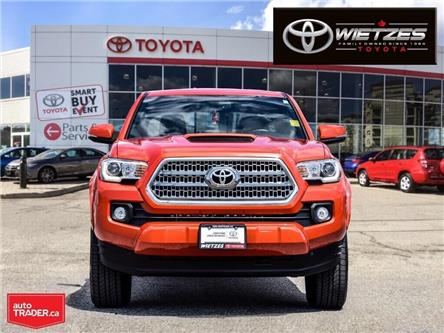 2017 Toyota Tacoma SR5 (Stk: U2736) in Vaughan - Image 2 of 26