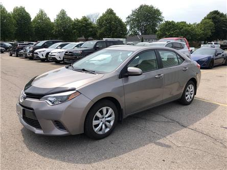 2016 Toyota Corolla LE (Stk: U16319) in Goderich - Image 1 of 17