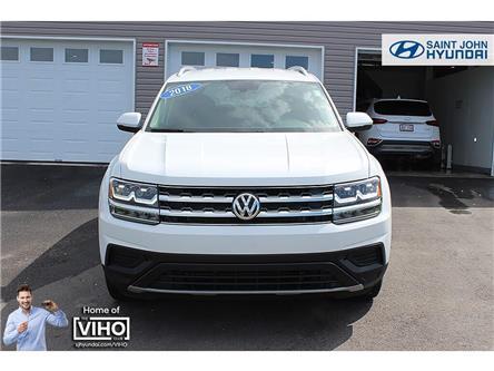 2018 Volkswagen Atlas 3.6 FSI Trendline (Stk: U2232) in Saint John - Image 2 of 22