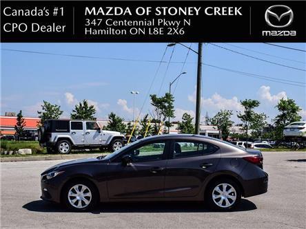 2016 Mazda Mazda3 GX (Stk: SU1273) in Hamilton - Image 1 of 22