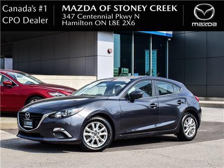 2016 Mazda Mazda3 Sport GS (Stk: SU1306) in Hamilton - Image 1 of 22