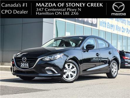 2016 Mazda Mazda3 GX (Stk: SU1327) in Hamilton - Image 1 of 23