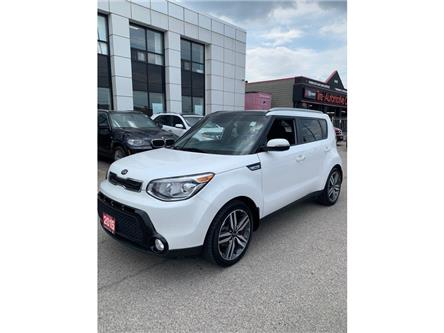 2015 Kia Soul SX LUX|NAVI|PANOROOF|LEATHER|ONE OWNER|LOW KM| (Stk: K0473) in North York - Image 2 of 14