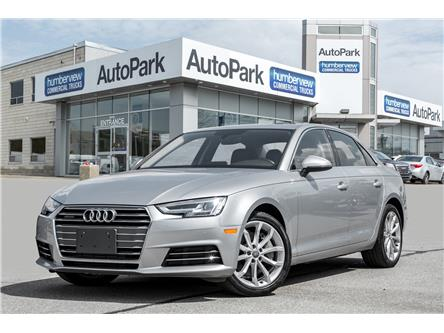 2017 Audi A4 2.0T Progressiv (Stk: APR4031) in Mississauga - Image 1 of 21