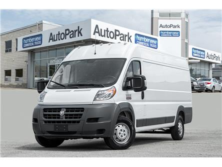 2018 RAM ProMaster 3500 High Roof (Stk: ) in Mississauga - Image 1 of 16