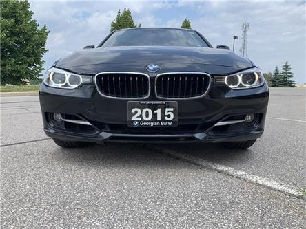 2015 BMW 328i xDrive (Stk: P1525) in Barrie - Image 2 of 18