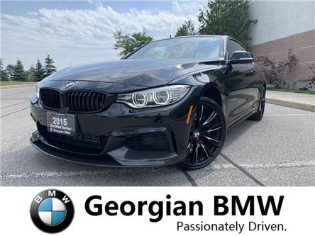 2015 BMW 435i xDrive (Stk: P1526) in Barrie - Image 1 of 22