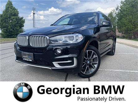 2016 BMW X5 xDrive35i (Stk: P1528) in Barrie - Image 1 of 21