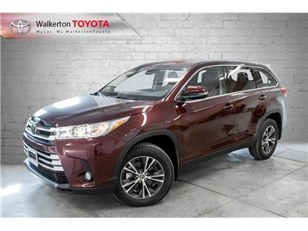 2019 Toyota Highlander LE (Stk: 19325) in Walkerton - Image 1 of 16
