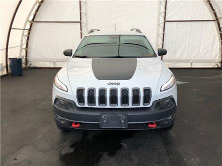 2016 Jeep Cherokee Trailhawk (Stk: 1914521) in Thunder Bay - Image 1 of 3