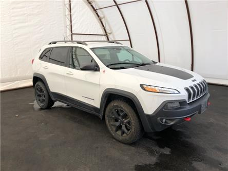2016 Jeep Cherokee Trailhawk (Stk: 1914521) in Thunder Bay - Image 2 of 3