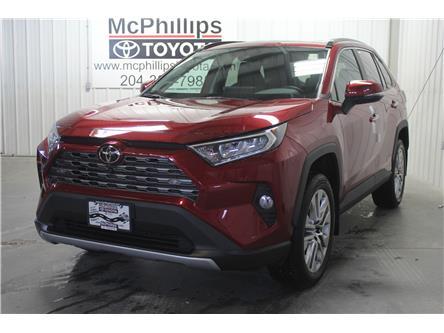 2019 Toyota RAV4 Limited (Stk: C032314) in Winnipeg - Image 1 of 30