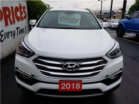 2018 Hyundai Santa Fe Sport 2.4 Premium (Stk: 19-480) in Oshawa - Image 2 of 15