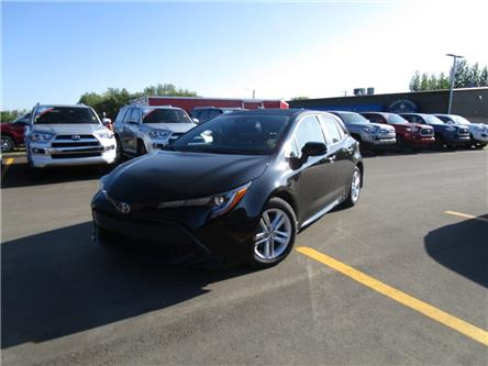 2019 Toyota Corolla Hatchback SE Package (Stk: 198032) in Moose Jaw - Image 1 of 24