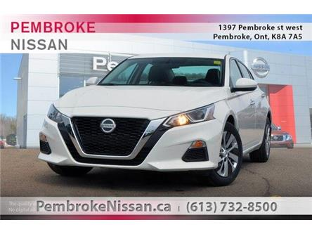 2019 Nissan Altima 2.5 S (Stk: 19167) in Pembroke - Image 1 of 20