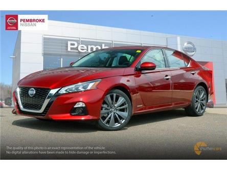 2019 Nissan Altima 2.5 Platinum (Stk: 19032) in Pembroke - Image 2 of 20