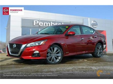 2019 Nissan Altima 2.5 Platinum (Stk: 19084) in Pembroke - Image 2 of 20