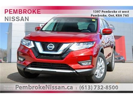 2019 Nissan Rogue SV (Stk: 19164) in Pembroke - Image 1 of 20
