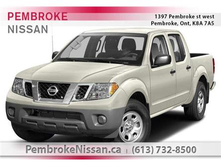 2019 Nissan Frontier Midnight Edition (Stk: 19226) in Pembroke - Image 1 of 9