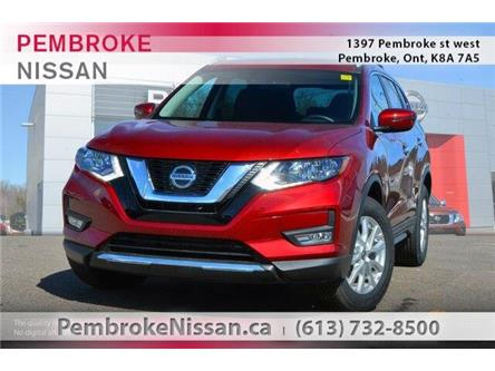 2019 Nissan Rogue SV (Stk: 19144) in Pembroke - Image 1 of 20