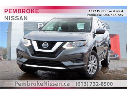 2019 Nissan Rogue S (Stk: 19121) in Pembroke - Image 1 of 20