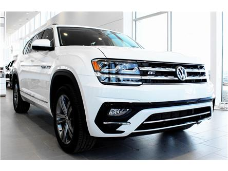 2019 Volkswagen Atlas 3.6 FSI Execline (Stk: 69201) in Saskatoon - Image 1 of 22