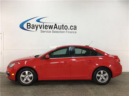 2015 Chevrolet Cruze 1LT (Stk: 35250J) in Belleville - Image 1 of 28