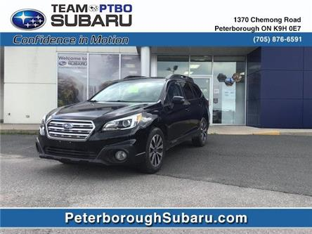 2016 Subaru Outback 3.6R Limited Package (Stk: SP0265) in Peterborough - Image 1 of 20